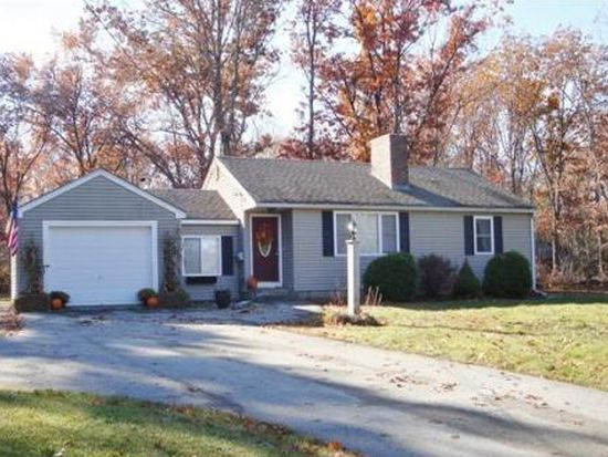 59 Stearns Rd, Amherst, NH 03031
