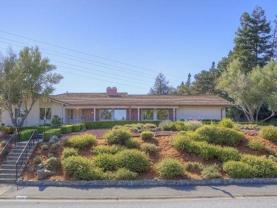 1445 Lakeview Dr, Hillsborough, CA 94010