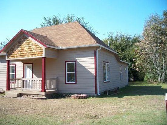 710 N Carr Ave, Wynnewood, OK 73098