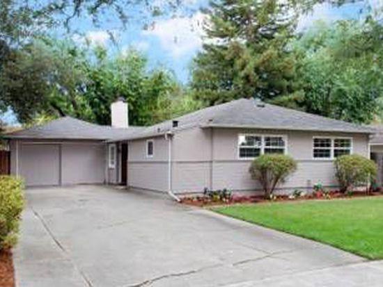 819 Clara Dr, Palo Alto, CA 94303