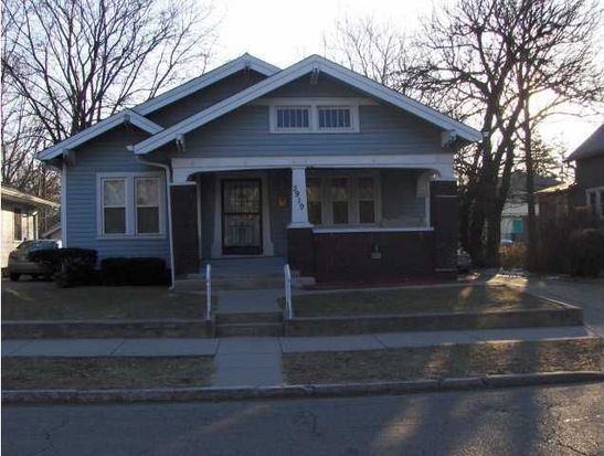 3919 Ruckle St, Indianapolis, IN 46205