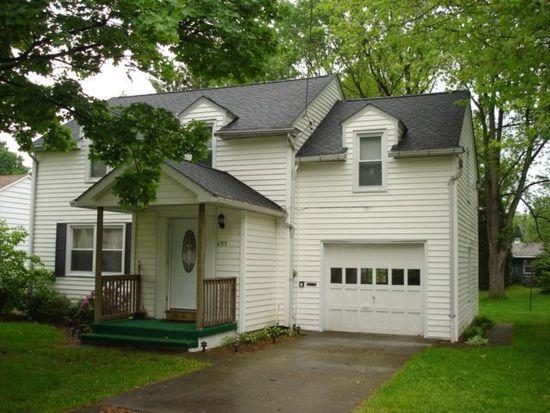 633 Service Ave, Sharon, PA 16146