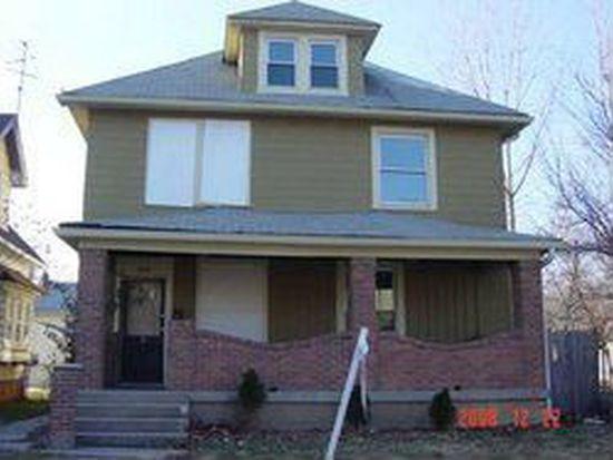 842 N Hamilton Ave, Indianapolis, IN 46201