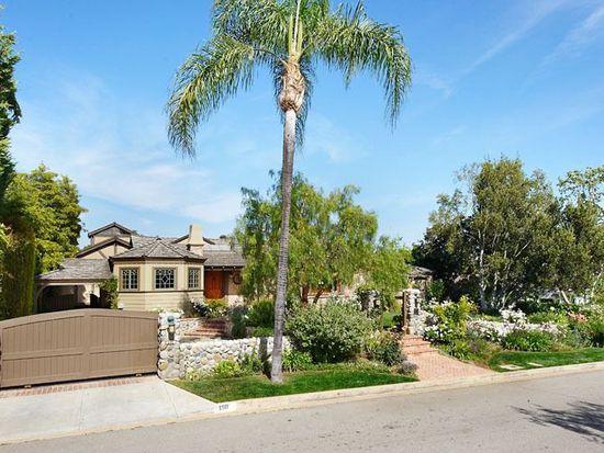 150 S Woodburn Dr, Los Angeles, CA 90049