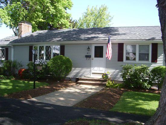 41 Buttonwood Ln, Peabody, MA 01960