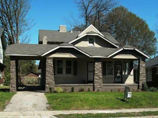 900 N Mcneil St, Memphis, TN 38107