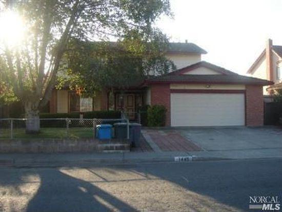 1445 Corcoran Ave, Vallejo, CA 94589