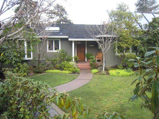 550 Saint Francis Pl, Menlo Park, CA 94025