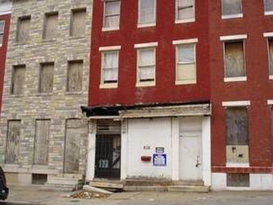 618 N Arlington Ave, Baltimore, MD 21217