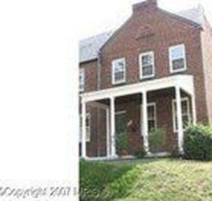 607 Highwood Dr, Baltimore, MD 21212