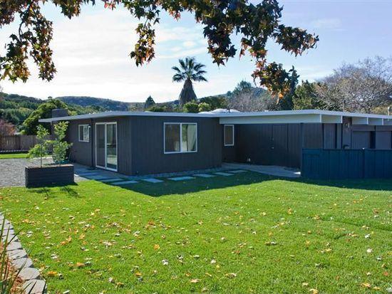 601 Cedarberry Ln, San Rafael, CA 94903