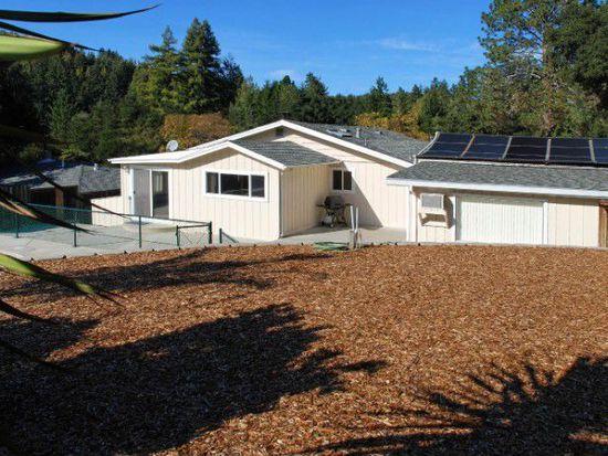 190 Estates Dr, Ben Lomond, CA 95005