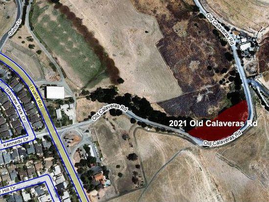 2021 Old Calaveras Rd, Milpitas, CA 95035