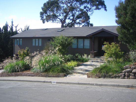 122 Longfellow Rd, Mill Valley, CA 94941