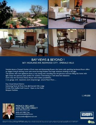 3671 Highland Ave, Redwood City, CA 94062