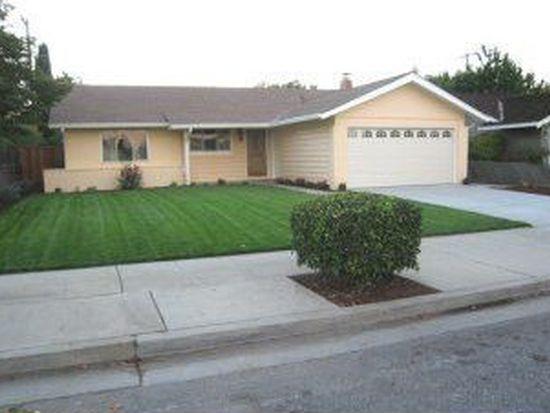 3195 Hilary Dr, San Jose, CA 95124