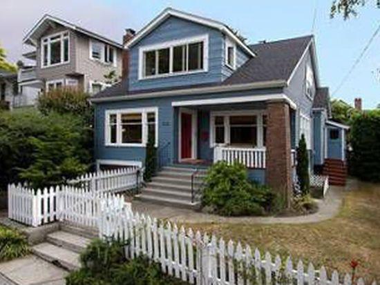 919 W Newell St, Seattle, WA 98119