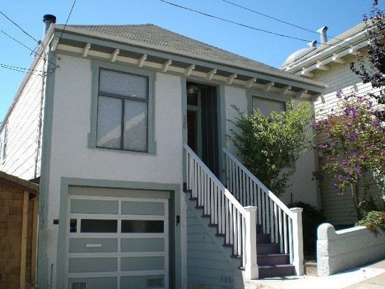 250 Moultrie St, San Francisco, CA 94110