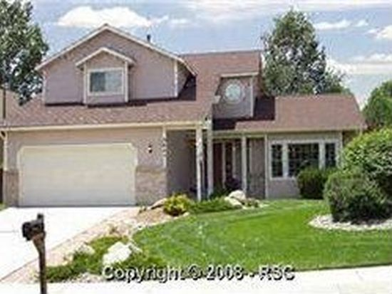 3645 Windjammer Dr, Colorado Springs, CO 80920
