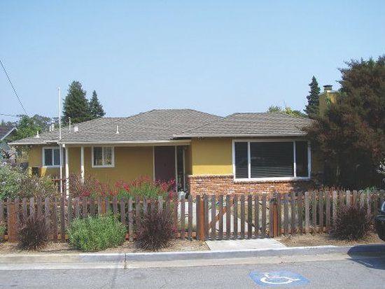 166 Suburbia Ave, Santa Cruz, CA 95062