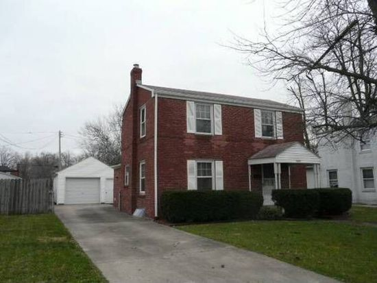1610 Crystal St, Anderson, IN 46012