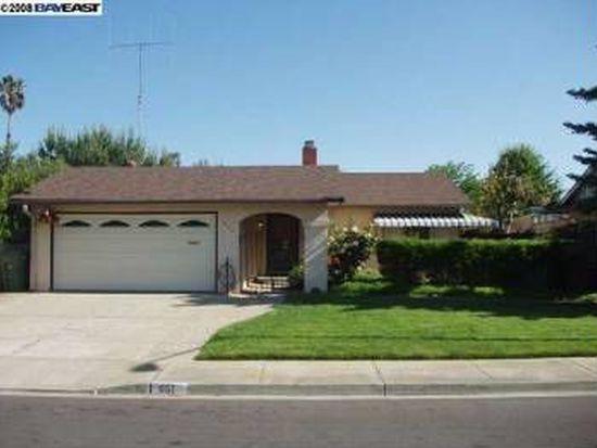 651 Hemlock Ct, Livermore, CA 94551