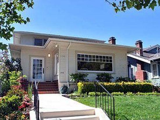 1150 Oakland Ave, Piedmont, CA 94611