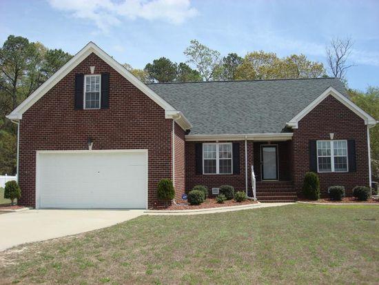 116 Myrna Dr, Goldsboro, NC 27534