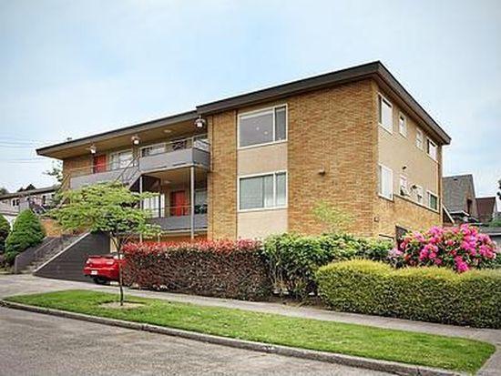 4451 Woodland Park Ave N APT 8, Seattle, WA 98103