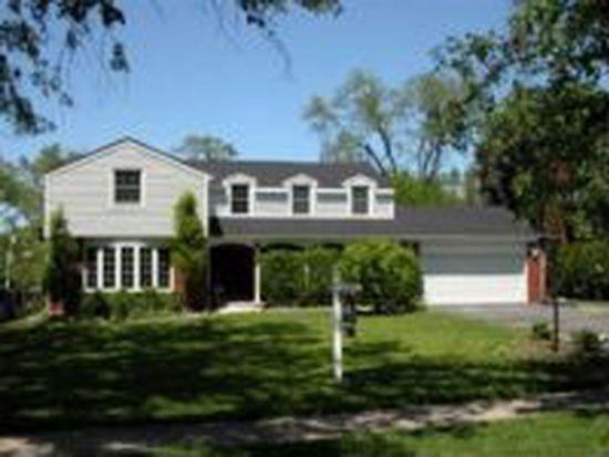 418 Ruby St, Clarendon Hills, IL 60514