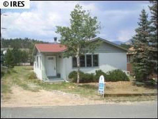 411 Columbine Ave, Estes Park, CO 80517