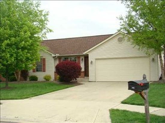 241 Pin Oak Ct, Westerville, OH 43081