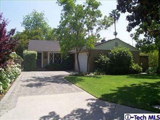 2400 E Woodlyn Rd, Pasadena, CA 91104