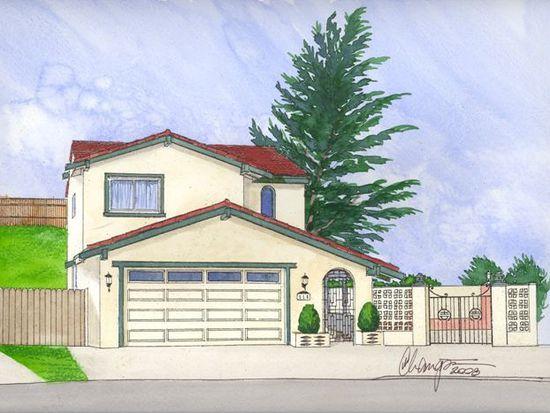 110 Dennis Dr, Daly City, CA 94015