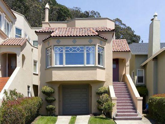 118 Granville Way, San Francisco, CA 94127