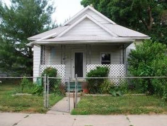 712 W 2nd St, Anderson, IN 46016