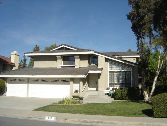 830 Rainwater Ct, Walnut, CA 91789