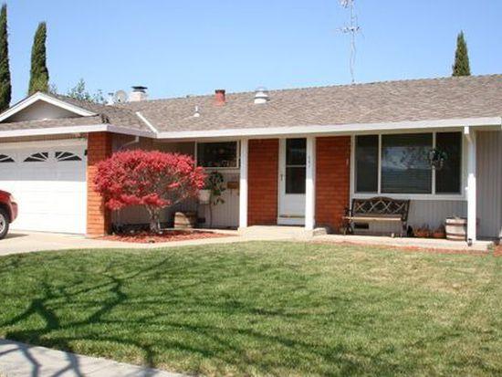 447 Ridgefarm Dr, San Jose, CA 95123