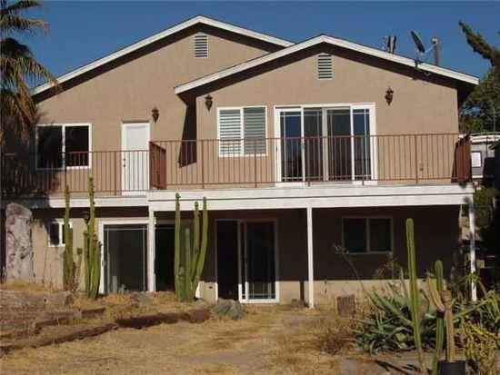 5548 Lesa Rd, La Mesa, CA 91942
