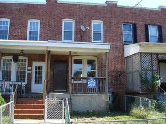 535 S Longwood St, Baltimore, MD 21223