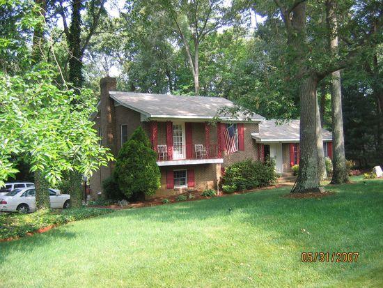 4918 Warfield Dr, Greensboro, NC 27406