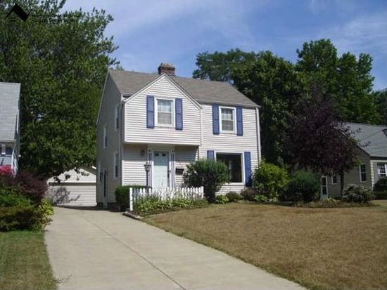 1703 Edgefield Rd, Mayfield Hts, OH 44124