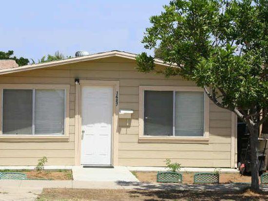 3687 Cherokee Ave, San Diego, CA 92104