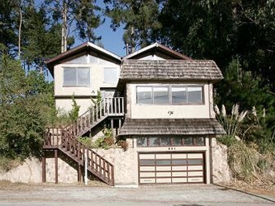 931 Wave Ave, Moss Beach, CA 94038