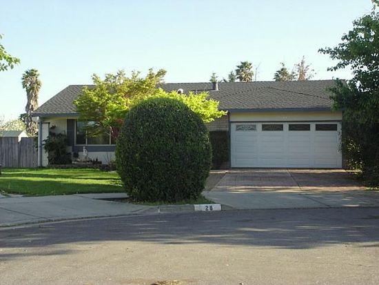 28 Lemon Blossom Ct, San Jose, CA 95123
