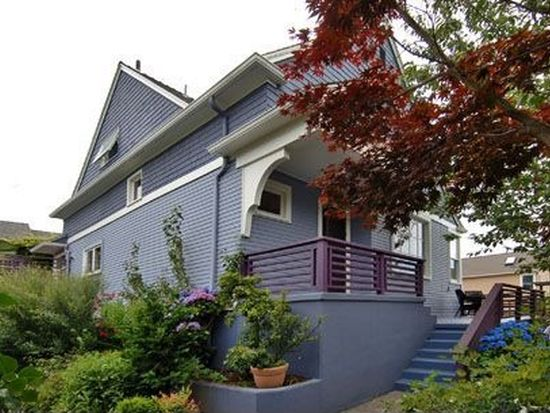 1009 W Crockett St, Seattle, WA 98119