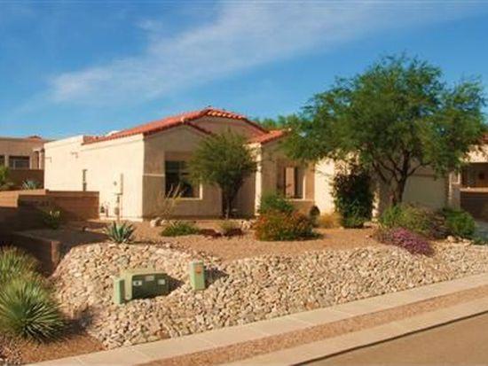 11709 N Quandry Dr, Tucson, AZ 85737