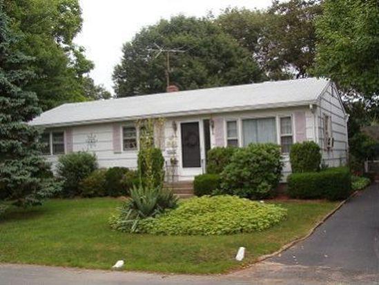84 Homeland Ave, Warwick, RI 02886