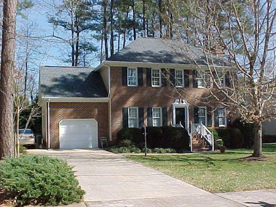 521 Old Scarborough Ln, Garner, NC 27529