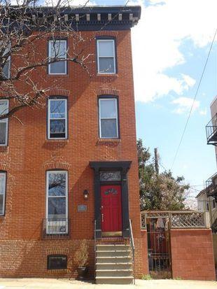 105 S Collington Ave, Baltimore, MD 21231